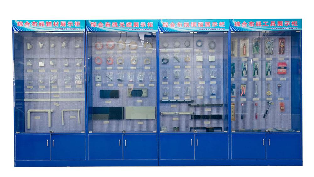 综合布线产品系统展示装置