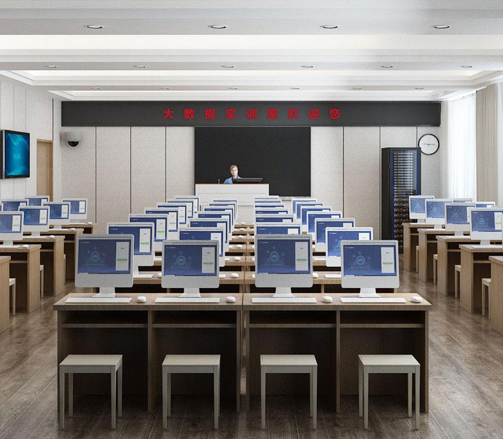大数据实训室,物联网实训室