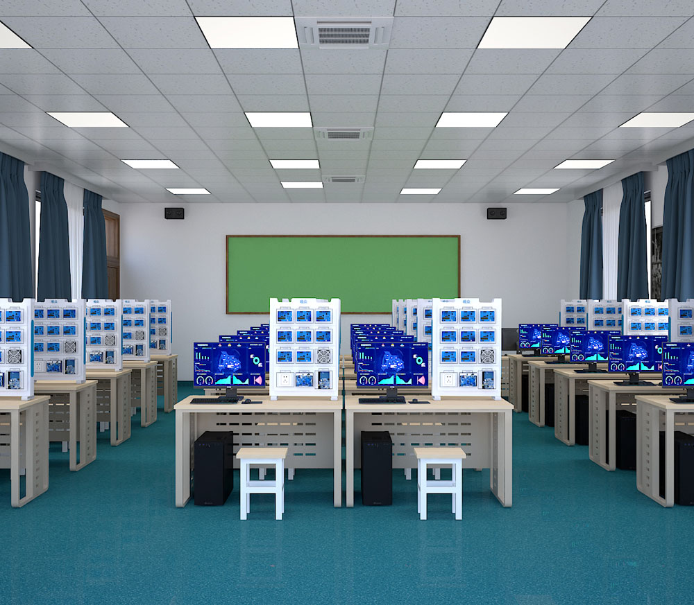 物联网实训室,智能家居实训室
