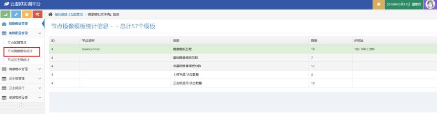 唯众云虚拟实训平台集群服务器管理03